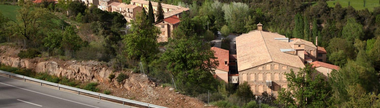 Filats Gonfaus - Fábrica en Cal Riera