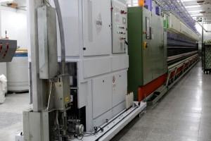 Máquina de Vaporado en Husada